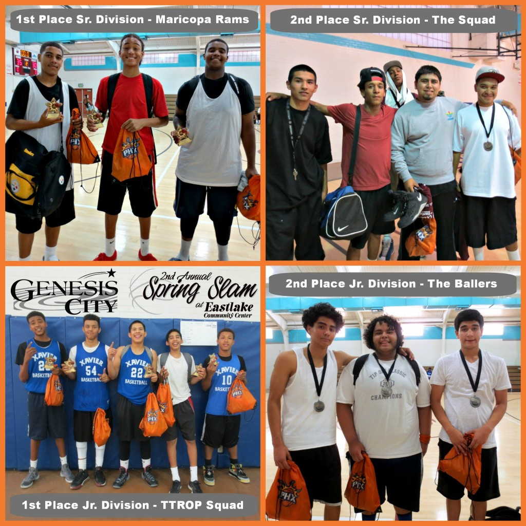 Genesis City Spring Slam Basketball Tournament